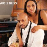 'In the Bedroom' - Marriage is Bliss' photo shoot